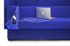 RED STITCH Dock sofa 3 seater in Fame (Gabriel Fabrics)