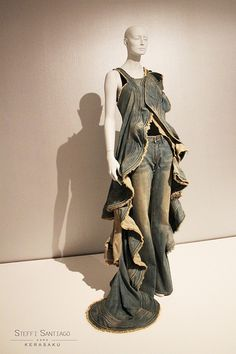 denim couture | Flickr - Photo Sharing!