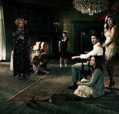 American Horror Story on FX, scary I can watch!