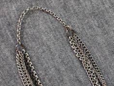 necklace chain close