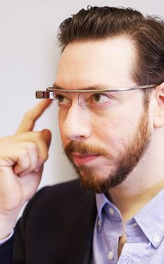 Interesting article on Google Glass - using technology to get more human interactions without the distractions of our current technology.