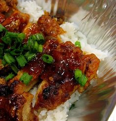 Sticky Asian Chicken