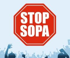 SOPA is an anti-piracy bill that aims to crack down on copyright infringement by restricting access to sites that host or facilitate the trading of pirated content. SOPA bill has been introduced to the House of Representatives in October and has   received much attention and debate in December.