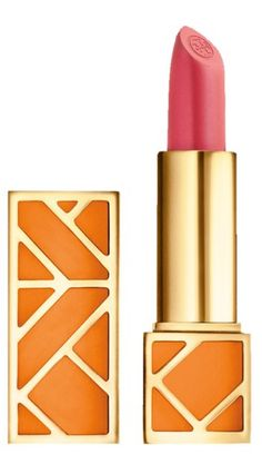 for the perfect everyday lip try: 'Saucy' by Tory Burch
