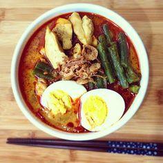 Curry Laksa.