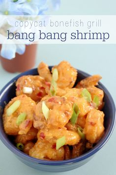 Copycat Bonefish Grill Bang Bang Shrimp Recipe