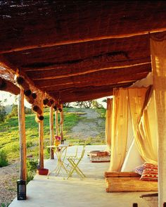 eco-house. I love th