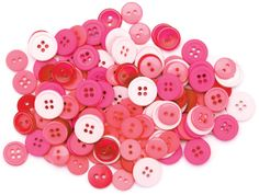 Favorite Findings Basic Buttons Assorted Sizes 130 $2.41