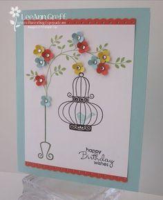 Stampin' Up! SU by LeeAnn Greff, Flowerbug's Inkspot