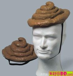 Shithead hat. The perfect accessory for fall.
