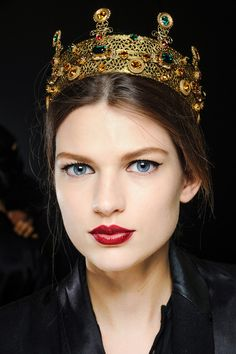FALL 2013 READY-TO-WEAR  Dolce & Gabbana