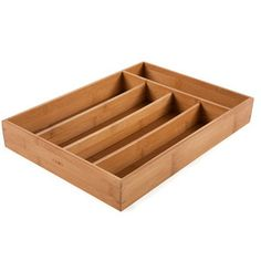 Flatware Tray Medium now featured on Fab.