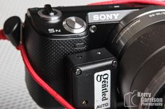 Review: Gentled IR Trigger for the Sony NEX 5n