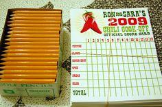 Score Cards/Golf Pencils