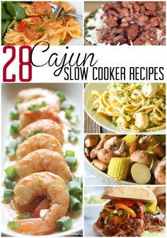 Cajun Slow Cooker re