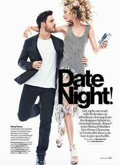 Date Night! (Glamour