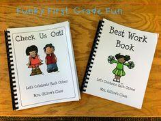 Funky First Grade Fun: Positive Behavior Management (Freebie)