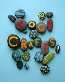 A creative way for kids to use the stones they stumble across is to turn them into animals, people, or objects.