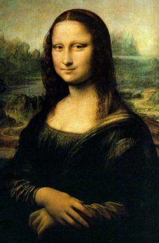 Leonard De Vinci - La Joconde