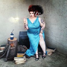 Madame Munster's Malice