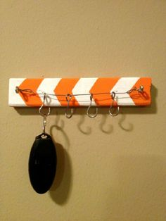 10 Creative DIY Key Holder Projects