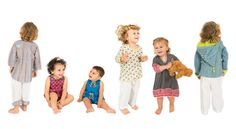 Cute unique exotic fair trade baby clothes!