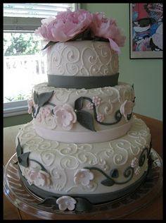 charcoal ona cake