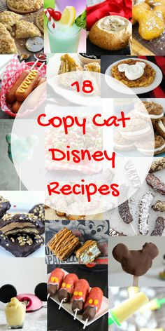 18 Copy Cat Disney R
