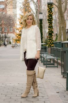 #sponsored Holiday look from JCPenney.