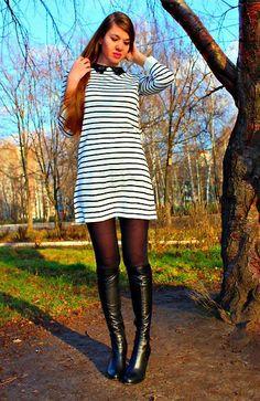 Stripes))) - Tatiana Log