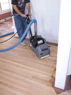 Dustless Hardwood Floor Refinishing – Pros & Cons