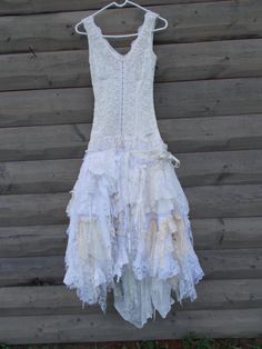 rag dress, lace wedding dresses, dresses corset, doll dresses, country wedding dresses, rag doll, country wedding dressed, country style wedding dress, country dresses for wedding
