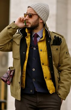 I need to learn how to layer like this.  #menswear #fashion #streetstyle