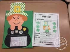 teach holiday, march mad, st patricks day, slp stuff, number bonds, writing activities, peter cottontail