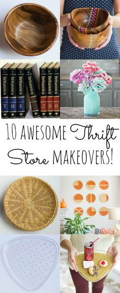 10 Awesome Thrift St