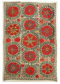 uzbekistani tapestry