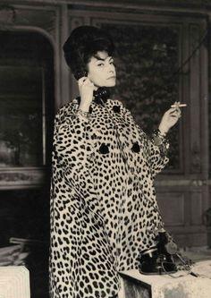 Simonetta, Paris, 1963