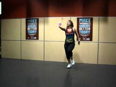 Moves Like Jagger (Zumba Fitness Routine) - easy routine