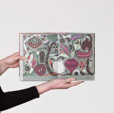 Petra Borner, cut paper illustration