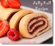 Jelly Roll Cake.  A fun Easter cake for kids.