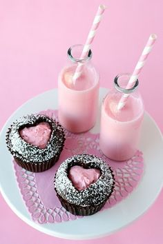 Perfect pink heart...