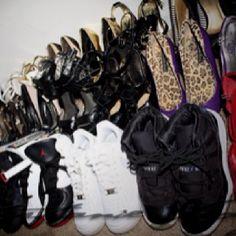 Heels& Jordans <3