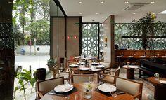 Manish restaurant by ODVO arquitetura Sao Paulo 09 Manish restaurant by ODVO arquitetura & mínima, São Paulo