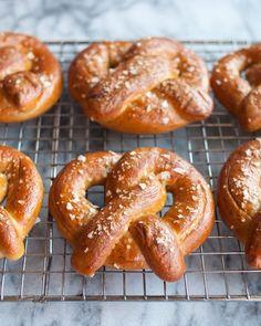 How To Make Soft Pretzels #Recipe