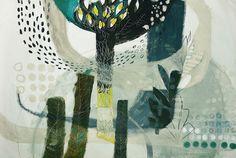 Valeria Kondor. oil on canvas.