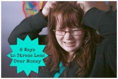 8 Ways to Stress Less Over Money via Shalom Mama