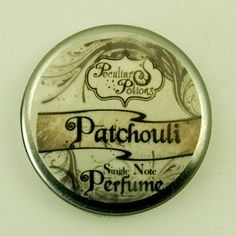 Patchouli Essential Oil Perfume by peculiarpotions on Etsy - Highly concentrated perfume made with 100% Patchouli Essential Oil.