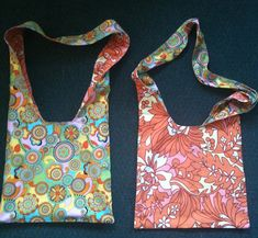reversible sling bags