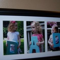 Father's Day idea crafts