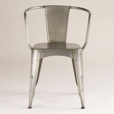 One of my favorite discoveries at WorldMarket.com: Jackson Metal Tub Chair $109.99 AO